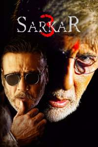 "Poster for the movie ""Sarkar 3"""