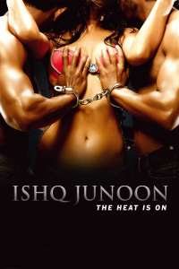 """Poster for the movie """"Ishq Junoon"""""""