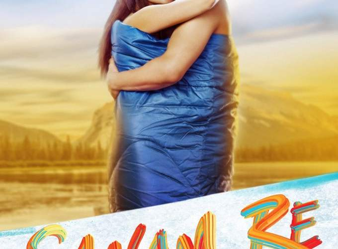 """Poster for the movie """"Sanam Re"""""""