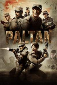 "Poster for the movie ""Paltan"""