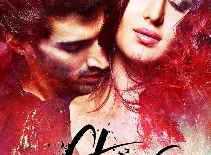 """Poster for the movie """"Fitoor"""""""