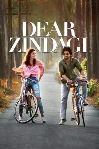 """Poster for the movie """"Dear Zindagi"""""""