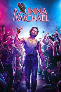 "Poster for the movie ""Munna Michael"""