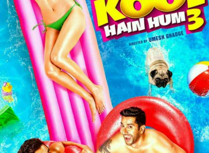 "Poster for the movie ""Kyaa Kool Hain Hum 3"""