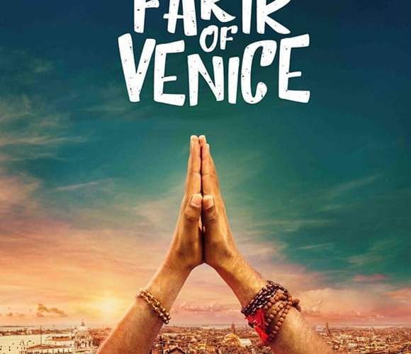 "Poster for the movie ""The Fakir of Venice"""