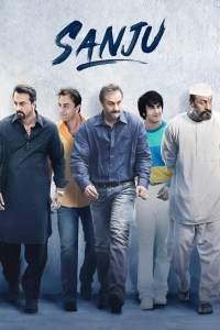 """Poster for the movie """"Sanju"""""""
