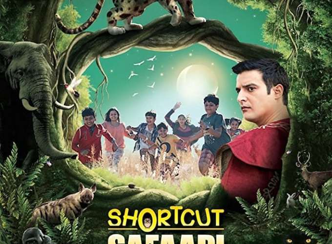 "Poster for the movie ""Shortcut Safari"""