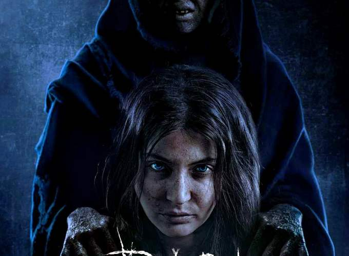 "Poster for the movie ""Pari"""