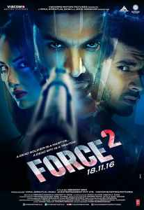 """Poster for the movie """"Force 2"""""""