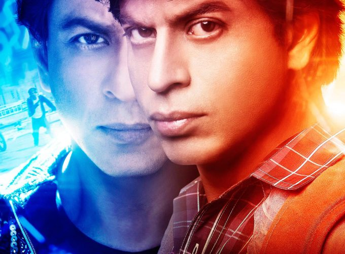 """Poster for the movie """"Fan"""""""