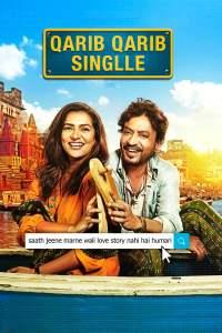 """Poster for the movie """"Qarib Qarib Singlle"""""""