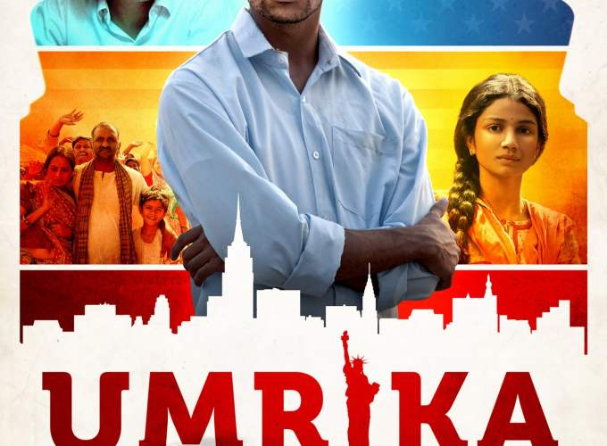 "Poster for the movie ""Umrika"""