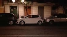 A true spanish parking technique!