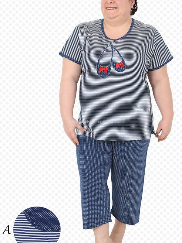 Пижама женская Капри 2169