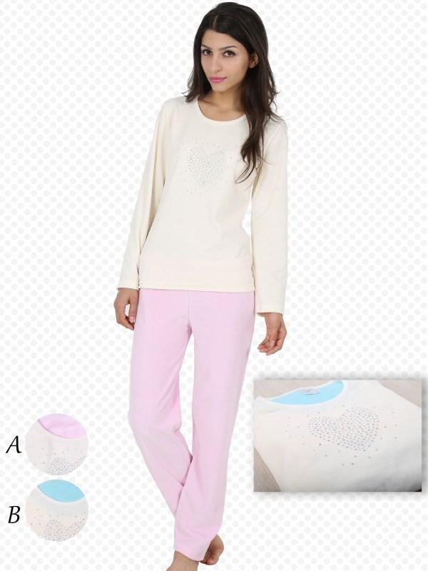 Пижама женская Велюр 4050504446