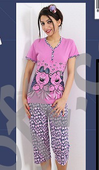 Пижама женская Капри 8680646003522
