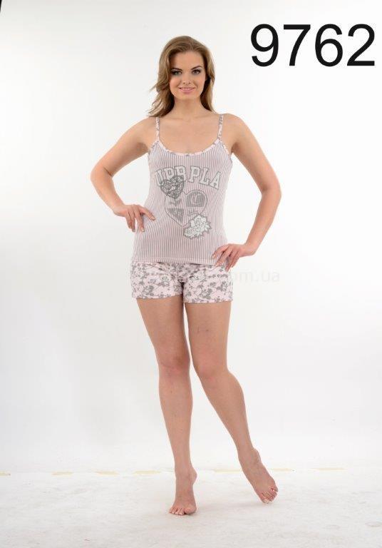 Пижама женская Metin 9762