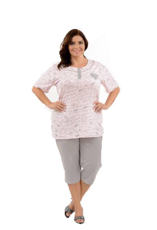 Пижама женская Metin 9829