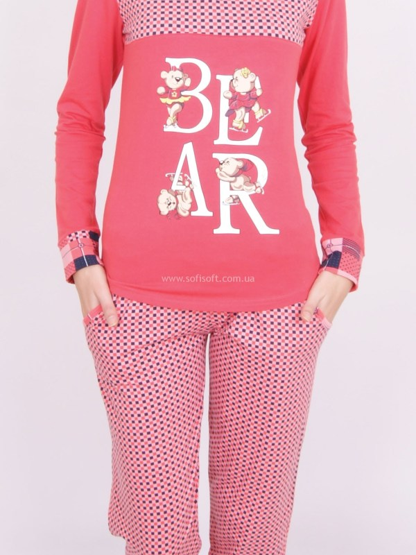 Пижама женская NIC4 86440