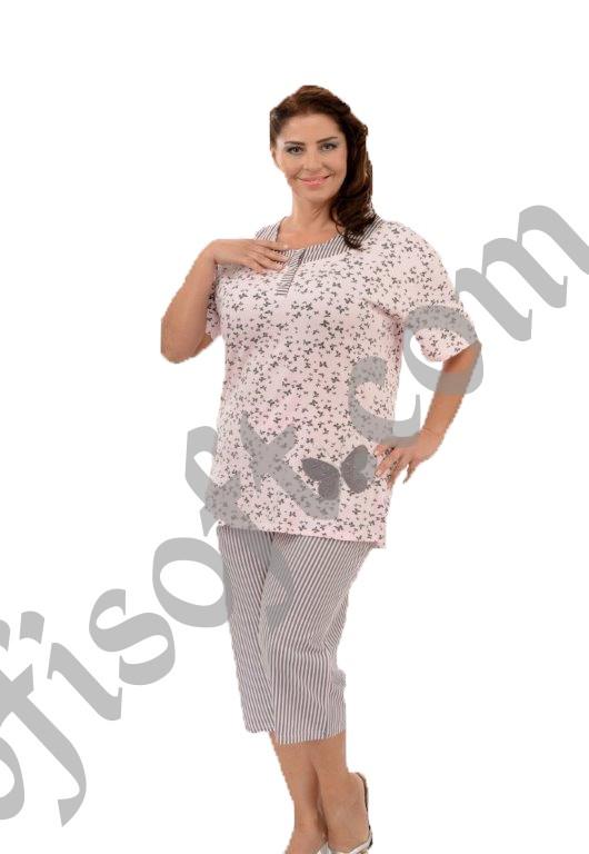 Пижама женская Metin 9877