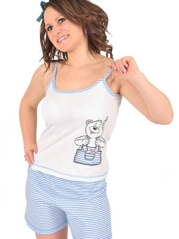 Пижама женская шорты 1151170075