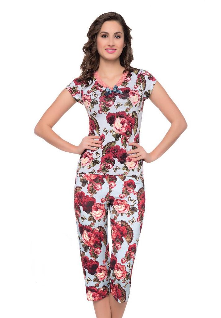 Пижама женская капри Cocoon 773 KK