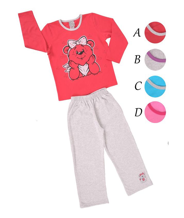 Пижама детская байка 2061522373