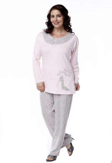Пижама женская Metin 5127
