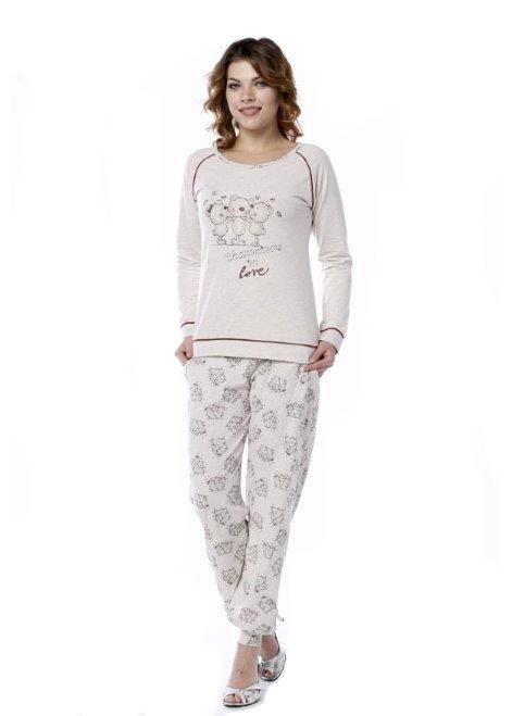 Пижама женская Metin 5142