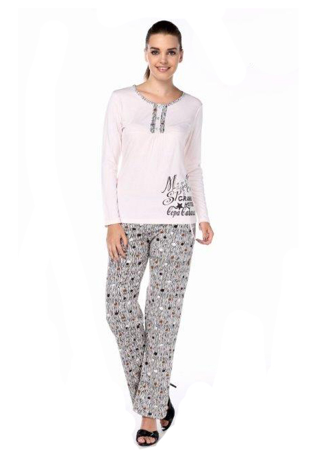 Пижама женская Metin 5246