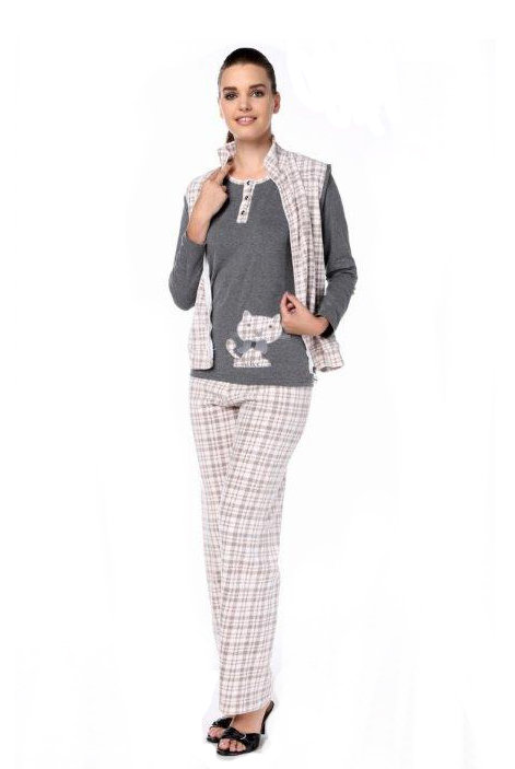 Пижама женская Metin 5602