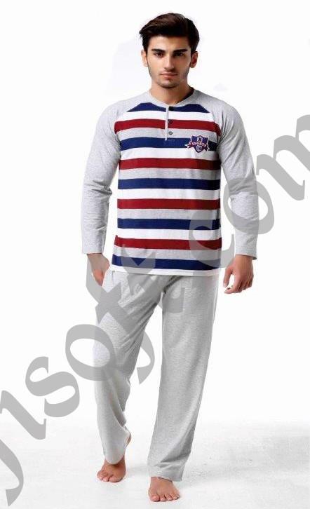 Пижама мужская Metin 5608