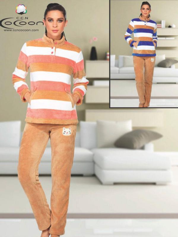 Пижама женская Cocoon V61-5029 COR