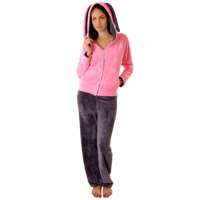 Пижама женская 1 PLAY BOY розовый