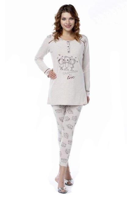 Пижама женская Metin 5138