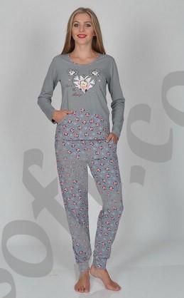 Пижама женская Nicoletta 86538