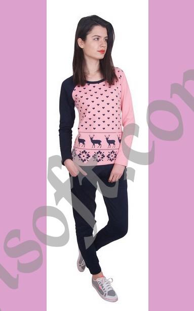 Пижама женская Nicoletta 88268
