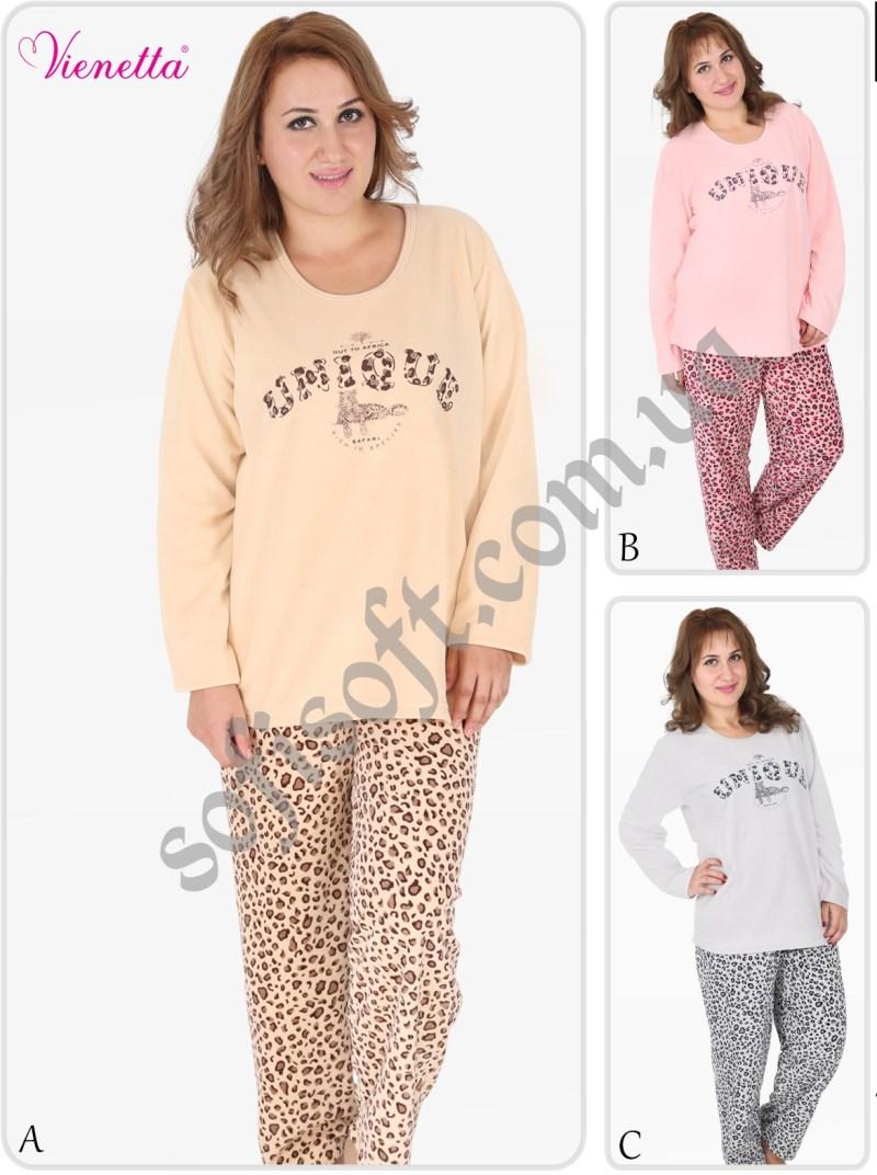 Пижама женская Флис XL 5042153096