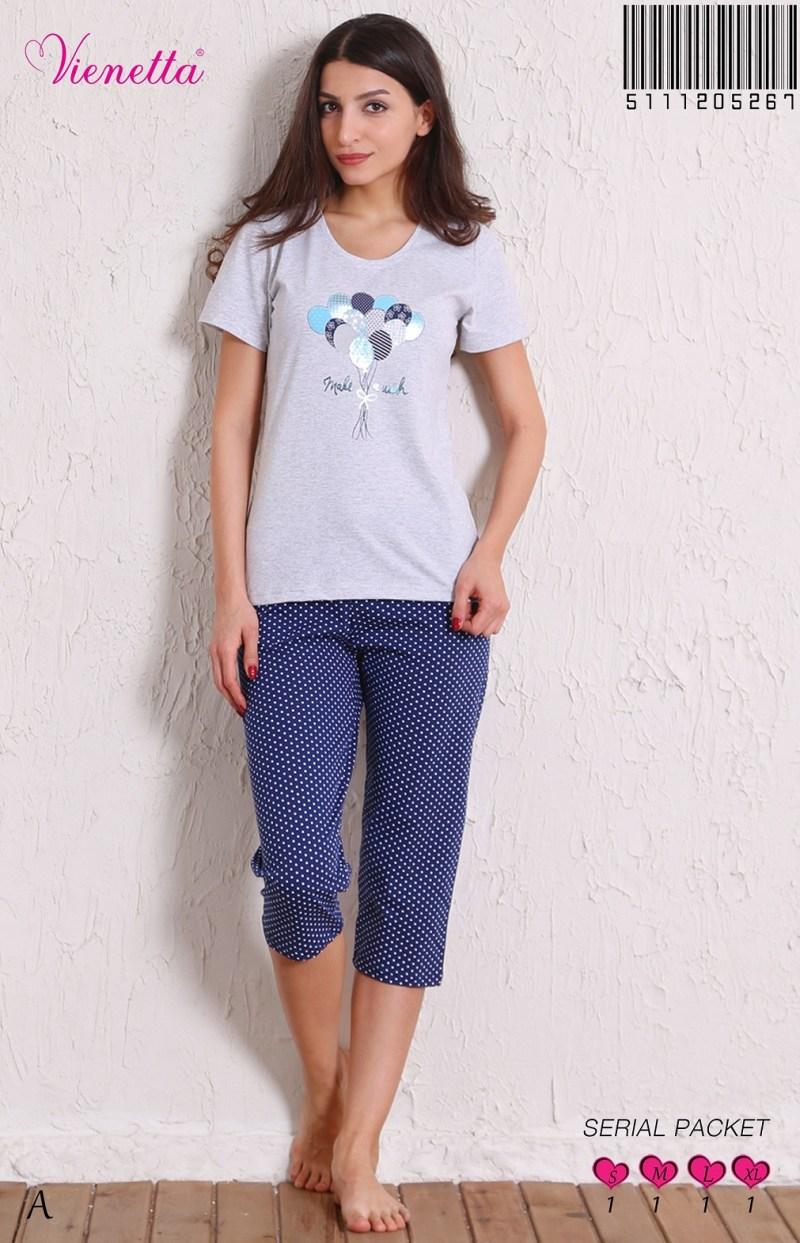 Пижама женская Капри 5111205267