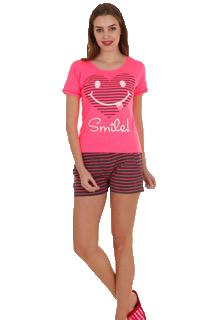 Пижама женская шорты Nicoletta 90161