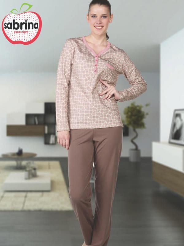 Пижама женская SAB.V 45070 KGR