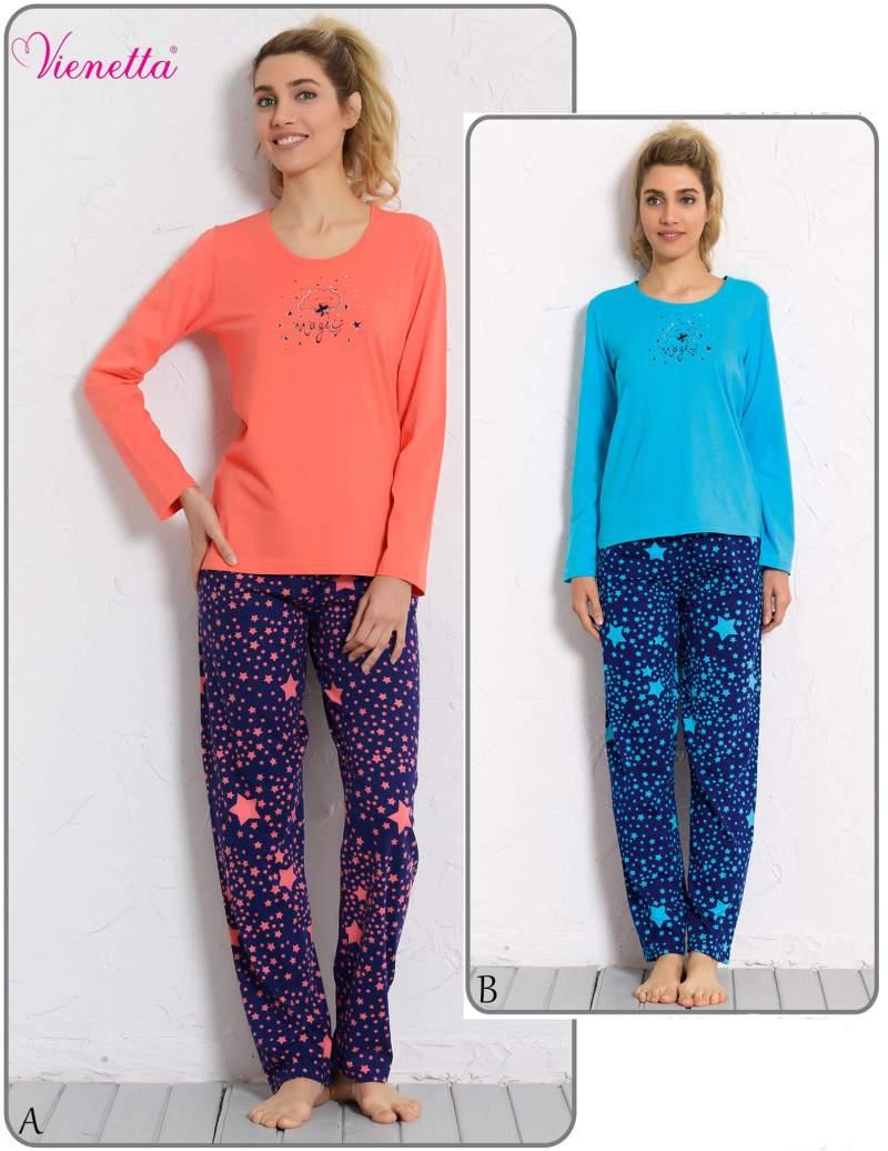 Пижама женская брюки 6040472149