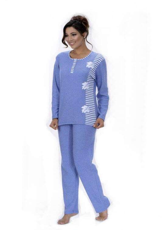 Пижама женская брюки Metin 5750