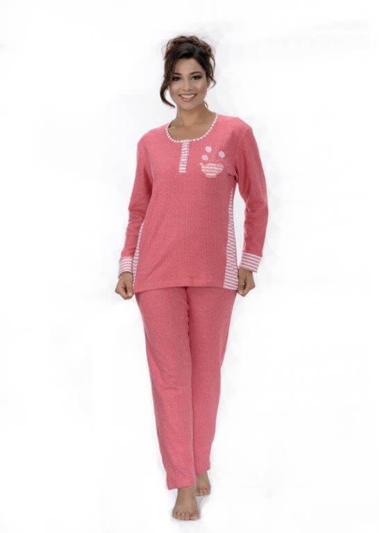 Пижама женская брюки Metin 5754