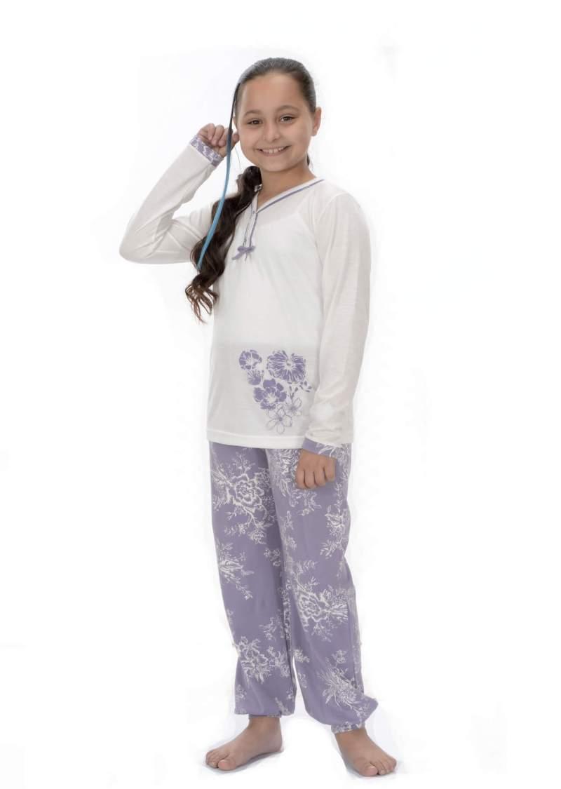 Пижама детская Metin 7012