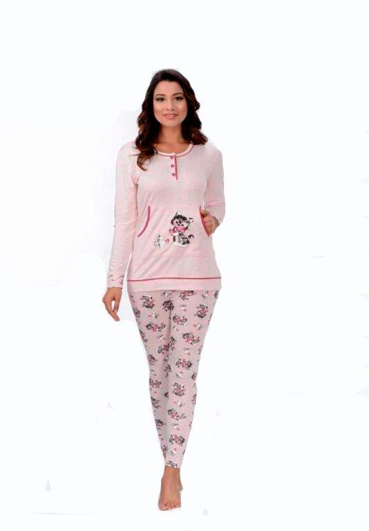 Пижама женская лосины Metin 5804
