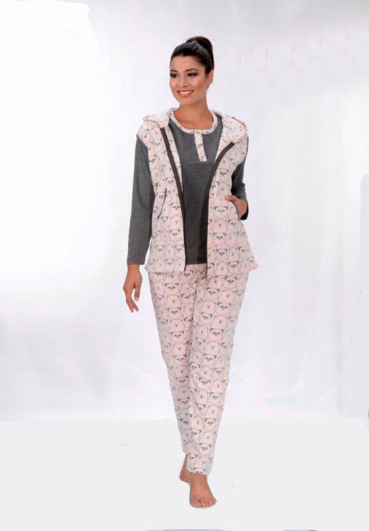 Пижама женская Metin 5810