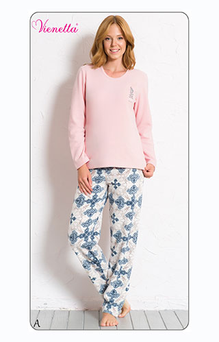 Пижама женская Флис 6060222938