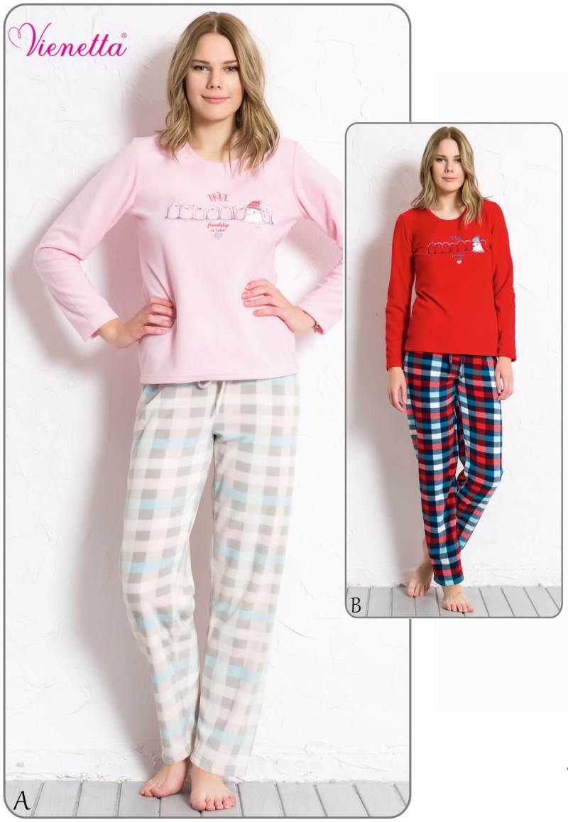 Пижама женская Флис 6060264851