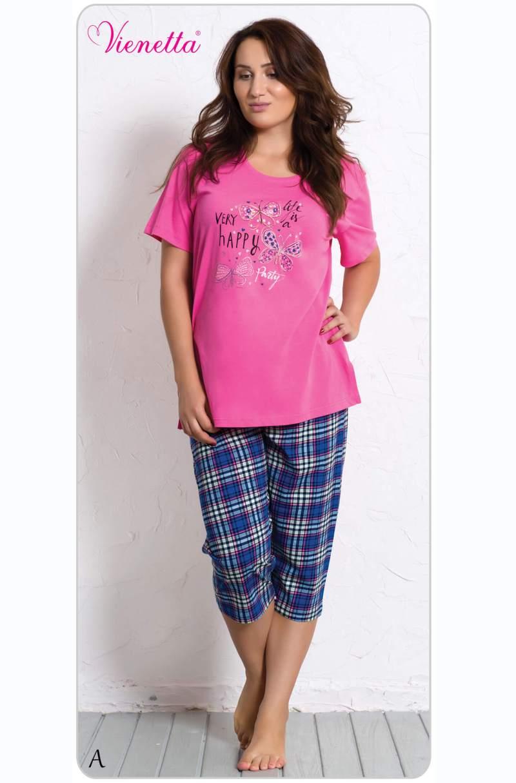 Пижама женская Капри 6070745561